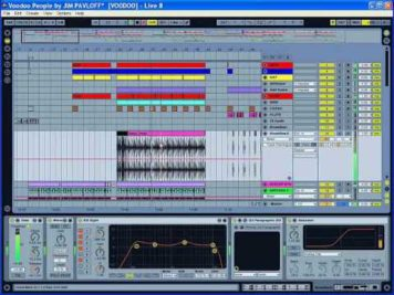 "making of the prodigy voodoo peo - Making of ""The Prodigy - Voodoo People"" in Ableton by Jim Pavloff"