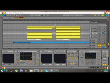 MAKJ & Thomas Newson – Black (Ableton 9 Remake) [FREE ALS]