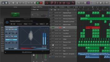 Maroon 5 – Don't Wanna Know feat. Kendrick Lamar (T3N remake)logic pro x project file