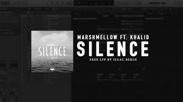 marshmello ft khalid silence dro - Marshmello ft. Khalid - Silence (Drop Remake + LPP by Isaac Berge)