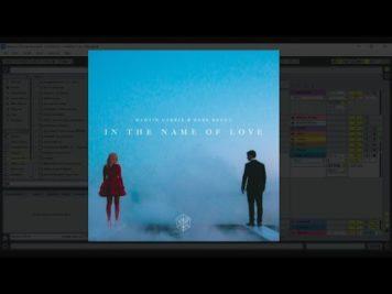 Martin Garrix – In The Name Of Love ft. Bebe Rexha  [Ableton Remake]