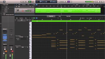 martin garrix melodies 2014 2015 - Martin Garrix Melodies 2014-2015 - Logic Pro X Remake