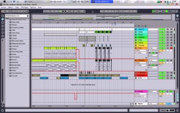 """Mord Fustang """"Lick The Rainbow"""" Ableton Remake (with complextro part)"""