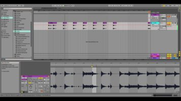 Mr. Oizo – Unicat (Very Official Music Video) + Remake in Ableton Live [sample]