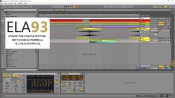 Mr Probz – Waves [Robin Schulz Remix]  Remake —– Ableton live by Ela93