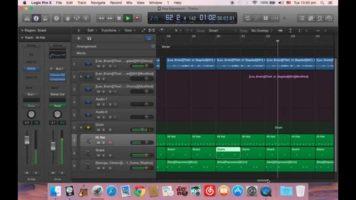 nas represent instrumental remak - Nas Represent Instrumental remake  [Logic Pro X]