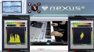 nexus hollywood2 expansion some - Nexus² - Hollywood2 Expansion some random presets played live