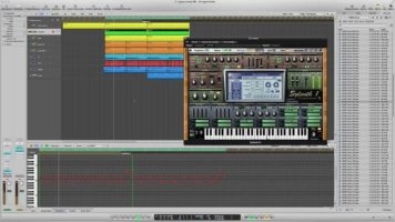 Nicky Romero ft. Krewella – Legacy (Save my life) / Logic Pro Remake   HD
