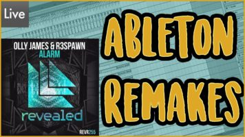 Olly James & R3SPAWN – Alarm [Ableton remake – Download Template]