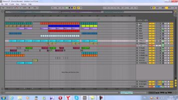 Omnia style in Ableton Live 9 (Myxer Remake)