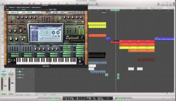 R3hab & Sander Van Doorn – Phoenix (frend remake) logic pro 9