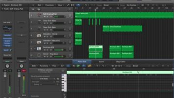 Reflex – SAINt JHN Instrumental Remake (Logic Pro X)