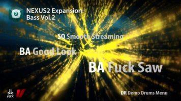 refx com nexus bass vol 2 expans - refx.com Nexus² - Bass Vol. 2 Expansion Demo