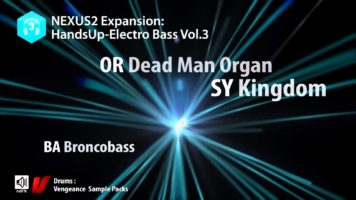 refx com nexus hands up electro - reFX.com Nexus² - Hands Up Electro Bass Vol. 3 Expansion