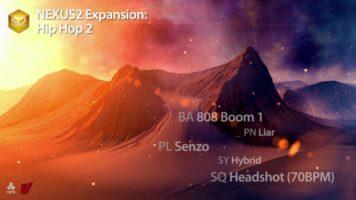refx.com Nexus² – Hip Hop 2 XP Demo