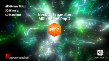 refx.com Nexus² – Millennium Pop Vol.2 Expansion Video