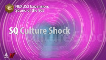 refx.com Nexus² – Sound of the 90s Expansion Demo