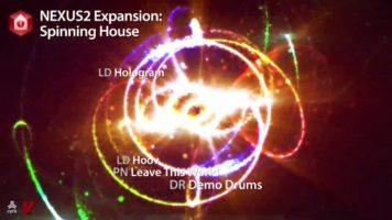 refx.com Nexus² – Spinning House XP Demo