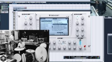 refx.com Nexus² – Walkthrough Hollywood Percussion Loops