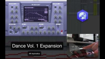 refx nexus next generation rom s - refx Nexus² - Next Generation Rom Synthesizer - product video 2012
