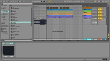 REGGIO & LoaX – Origins (Ableton 9 Remake + Project File)