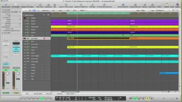 Reload – Sebastian Ingrosso & Tommy Trash / Logic Pro Remake HD DANNYQPARKER