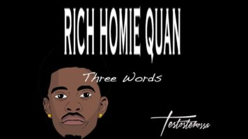 Rich Homie Quan   Three Words (instrumental) Logic Pro remake