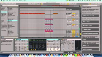Seven Lions – Days to Come (Ableton Live Remake without Massive or Sylenth)