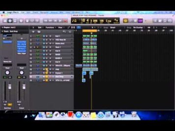sick individuals made for this l - SICK INDIVIDUALS - Made For This LOGIC PRO X DROP REMAKE