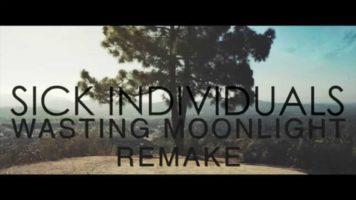 sick individuals wasting moonlig - SICK INDIVIDUALS - Wasting Moonlight / LOGIC PRO REMAKE HD