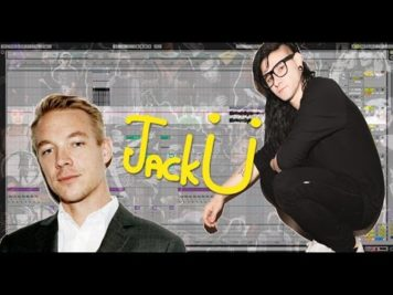 Skrillex And Diplo – Febreze (Feat. 2 Chainz) (Ableton Remake)