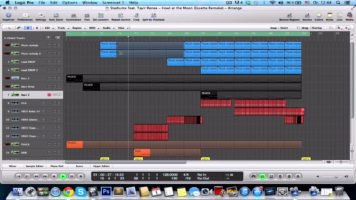 stadiumx feat taylr renee howl a - Stadiumx feat. Taylr Renee - Howl at the Moon (Wellames Remake) Logic pro 9 (Free LPP)