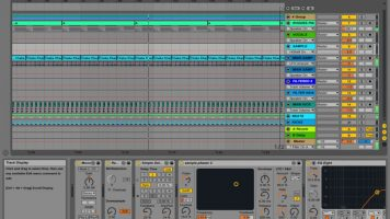 Stardust – Music Sounds Better With You (Ableton remake)