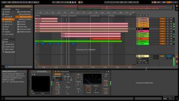 """Suite 04b"" & ""Bleed"" (deadmau5) / Ableton Live Remake"