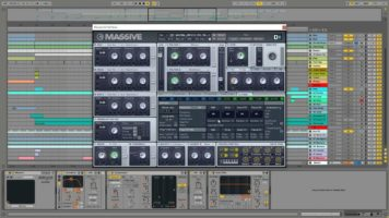 Techno Production Techniques – Ableton Live 9 Template Tutorial