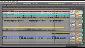 The Avalanches – Since I Left You: Mini Remake (?) on Ableton Live