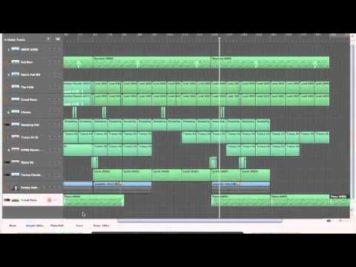 The Veldt (ft. Chris James) [Max Doyle Remake] in Logic Pro 9