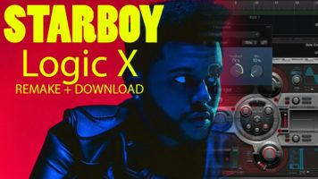 the weekend starboy ft daft punk - The Weekend - Starboy (Ft. Daft Punk) 🌟 | Logic X REMAKE + DL