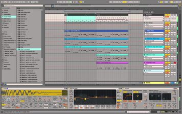 The Weeknd Can't Feel My Face Funky Bass Remake Ableton Live & Massive