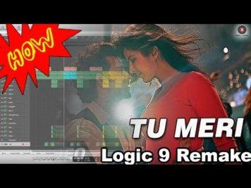Tu Meri – Bang Bang – Instrumental – Logic 9 Remake by  Arpit EastWest Beats