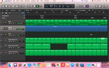 Tupac All Eyez on Me instrumental [Logic Pro Remake]