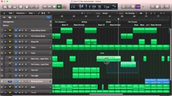 tupac cant c me instrumental log - Tupac Can't C Me Instrumental [Logic Pro Remake]