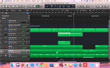 Tupac Ft Snoop Dogg 2 of Amerikaz Most Wanted Instrumental Remake (Logic Pro X)