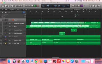 Tupac No More Pain Instrumental Remake [Logic Pro X]