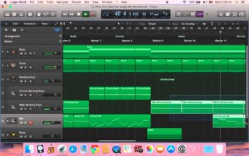 Tupac Only God Can Judge Me Instrumental Remake (Logic Pro X)