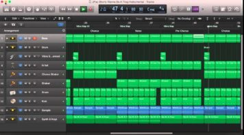 tupac shorty wanna be a thug ins 356x197 - Tupac - Shorty Wanna Be a Thug Instrumental Remake (Logic Pro X)
