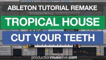 tutorial tropical house kygo rem - Tutorial Tropical House KYGO Remake Cut Your Teeth Ableton Live 9 Sound design Cover Thomas Jack