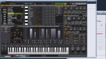 Vengeance Producer Suite – Avenger – Quick Preset Demonstration: SQ Trance Hero 1