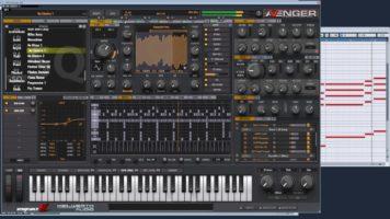 Vengeance Producer Suite – Avenger – Quick Preset Demonstration: SQ Nu Electro 1