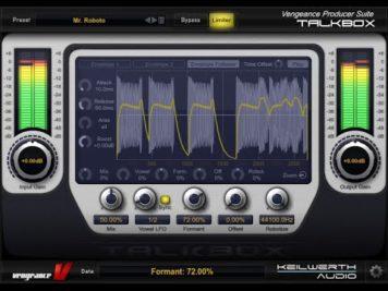 vengeance producer suite essenti 1 - Vengeance Producer Suite - Essential Effects Bundle 2 - VPS Talkbox